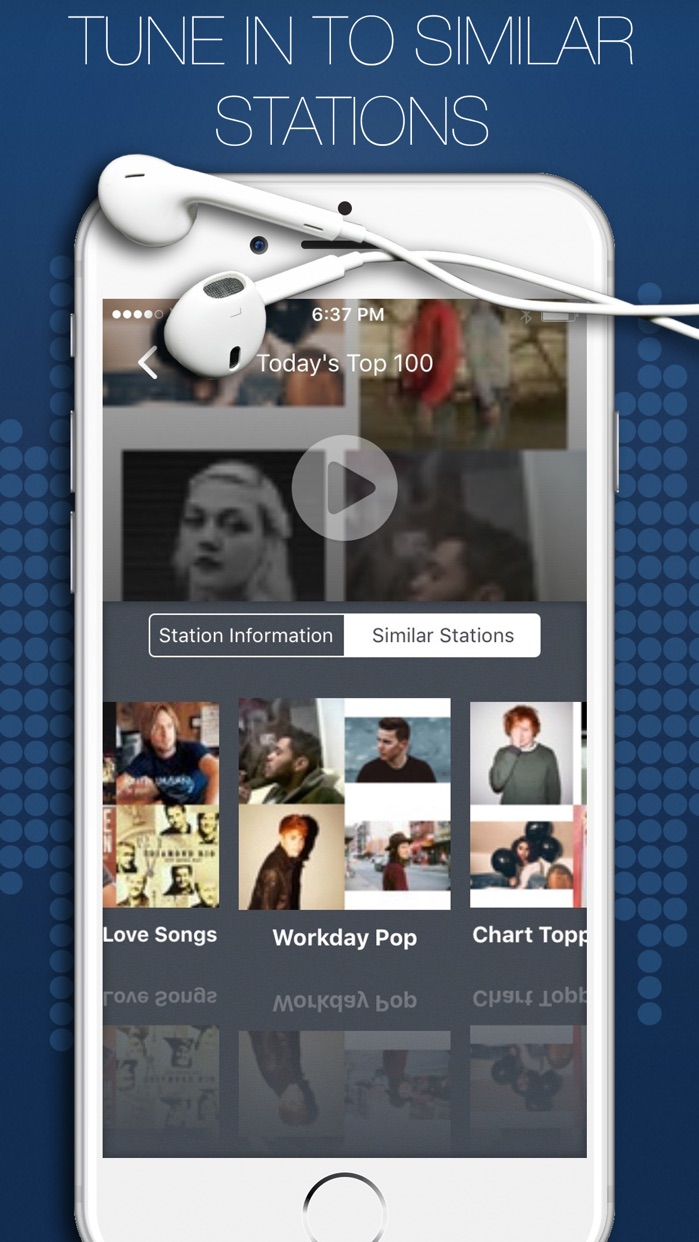 Jango Radio - Streaming Music Screenshot