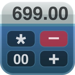 Adding Machine 10Key iPad Lite