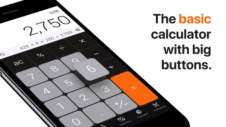 The Calculator. screenshot-0