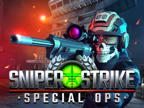 Sniper Strike: Special Ops на iPad