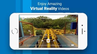 VR – Tube : 3D & 360 Videos Screenshot