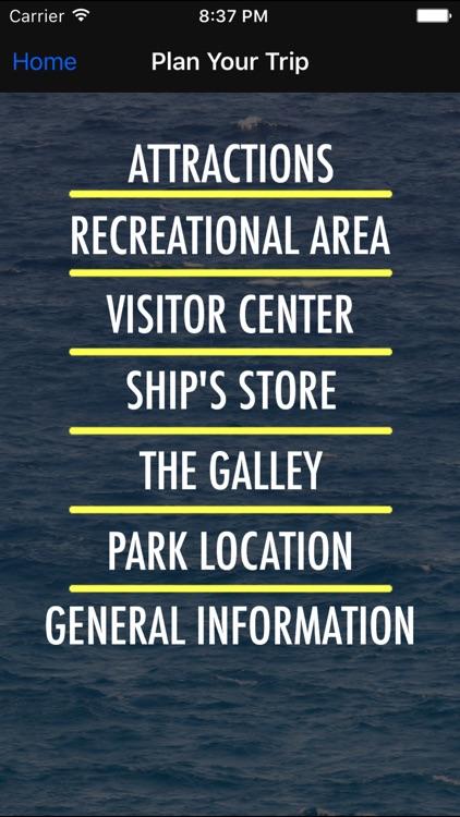 USS Alabama Battleship Memorial Park screenshot-4