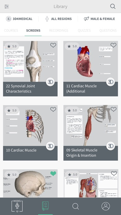 Anatomy apps for iphone