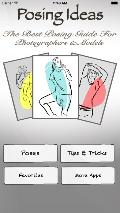 Posing Pro - Guide for Photographers & Models App Report on Mobile
