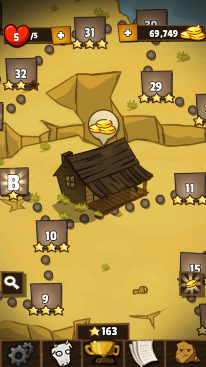 Tap Tap Cows - Cow Land screenshot-4