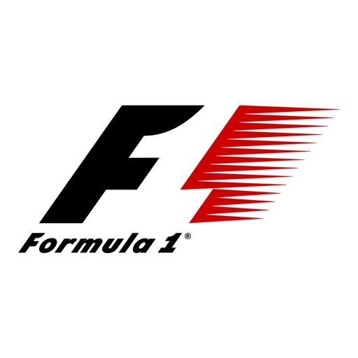 Formula 1® app logo