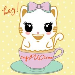 Caramel Kitty Cappuccino