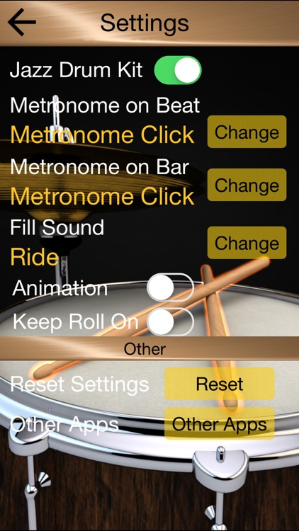 Drum Loops & Metronome Pro screenshot-4