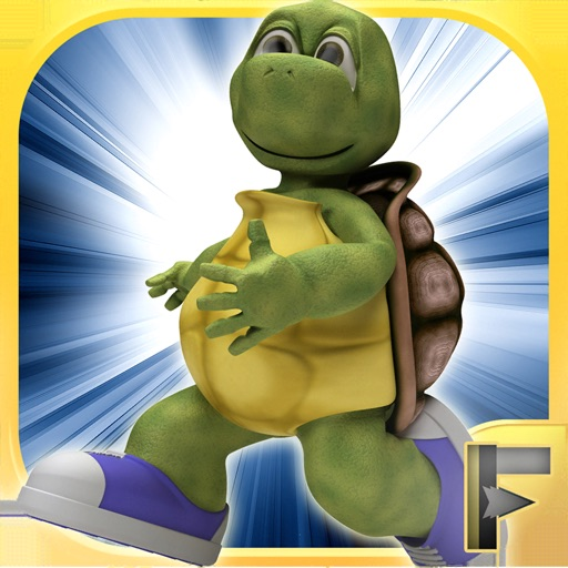 Turtle Superhero Run 3D