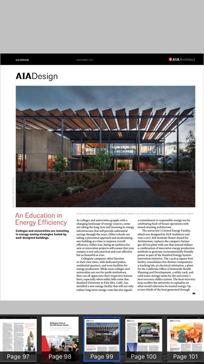 Architect Magazine Reader screenshot-3