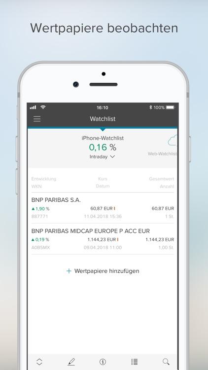 Consorsbank screenshot-6