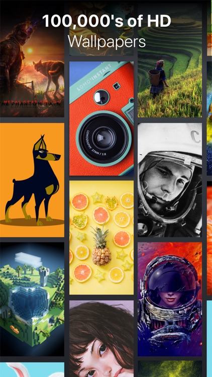 Live Wallpapers 3d & HD Themes