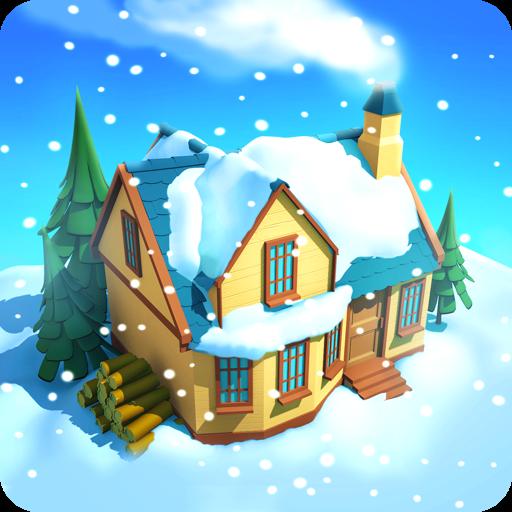 雪城-冰雪村庄世界 for Mac