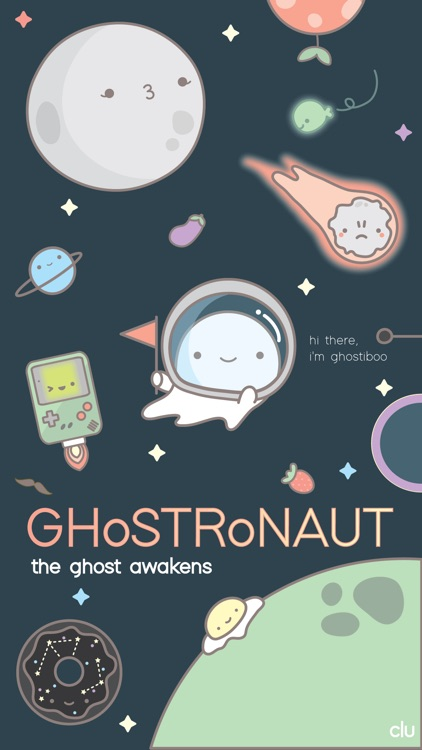 Halloween Ghostronaut screenshot-1