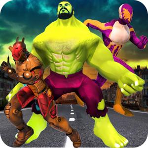 Incredible Hybrid Hero app