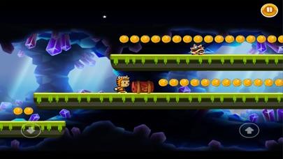 Jungle Tiger Run screenshot one