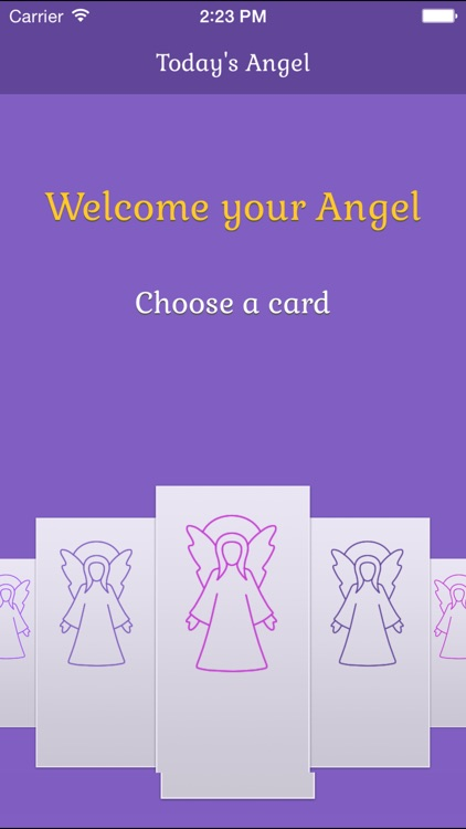 Original Angel® Cards App