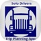The Truckers Trip Planning App helps the Owner Operator and Company solo drivers make fast decisions in five minutes or less if they can accept a load