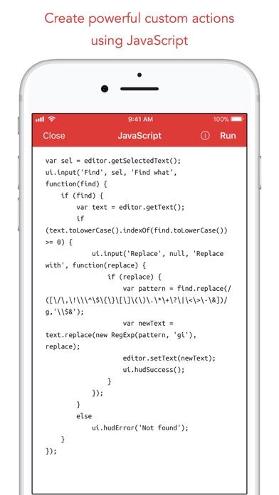 1Writer - Markdown Te... screenshot1