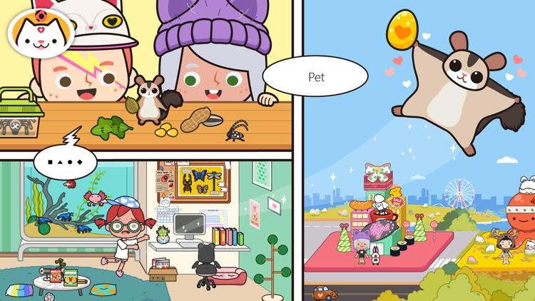 Miga Town: My Pets screenshot-0