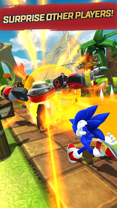 Sonic Forces - Racing Battle screenshot 4