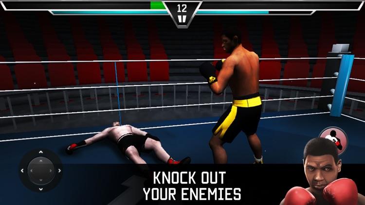 King Of Boxing Games screenshot-4