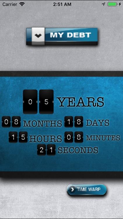 My Debt Clock