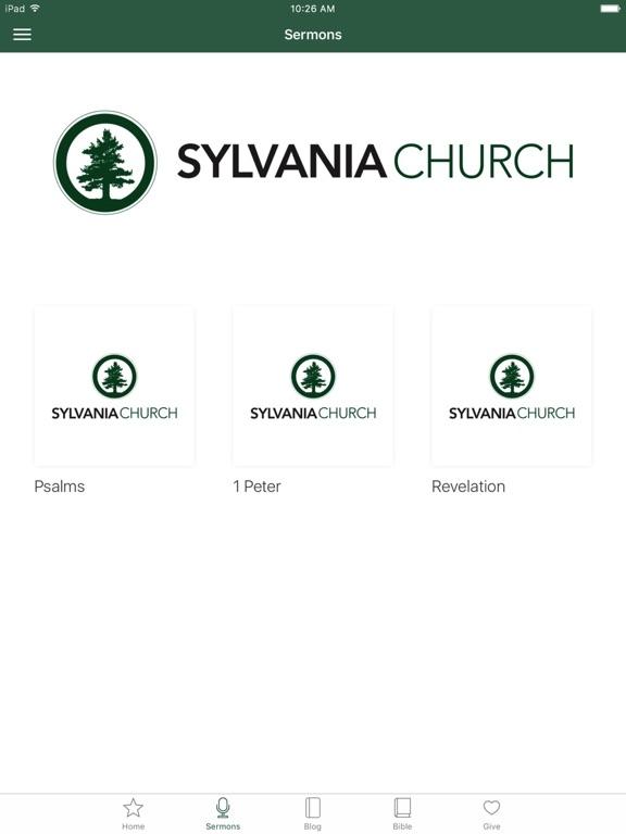 Sylvania Church screenshot 5