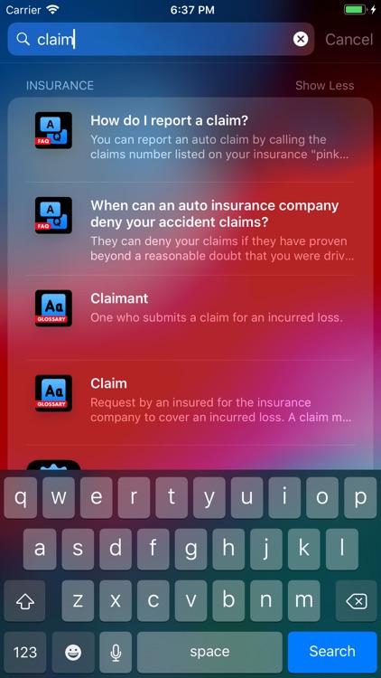 Car Insurance App screenshot-3