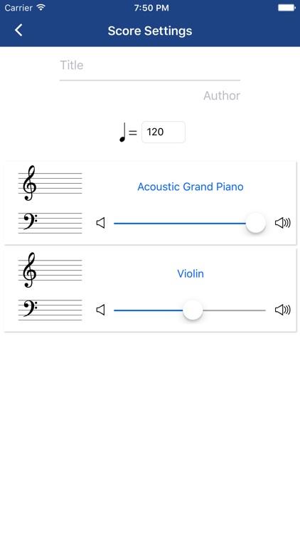 Notation Scanner - Music OCR screenshot-4