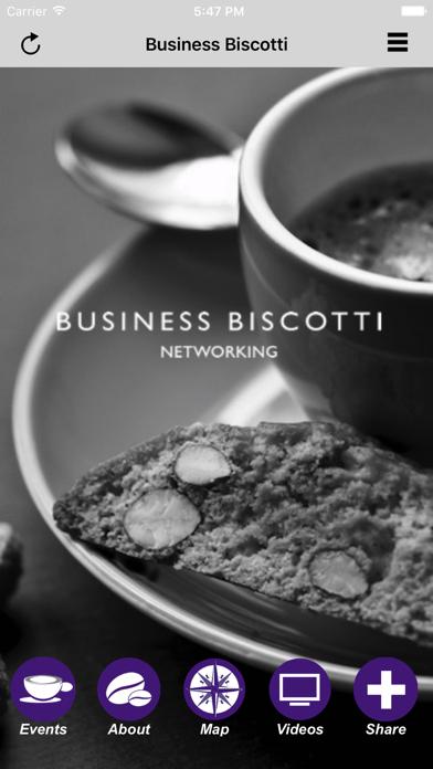 点击获取Business Biscotti Networking