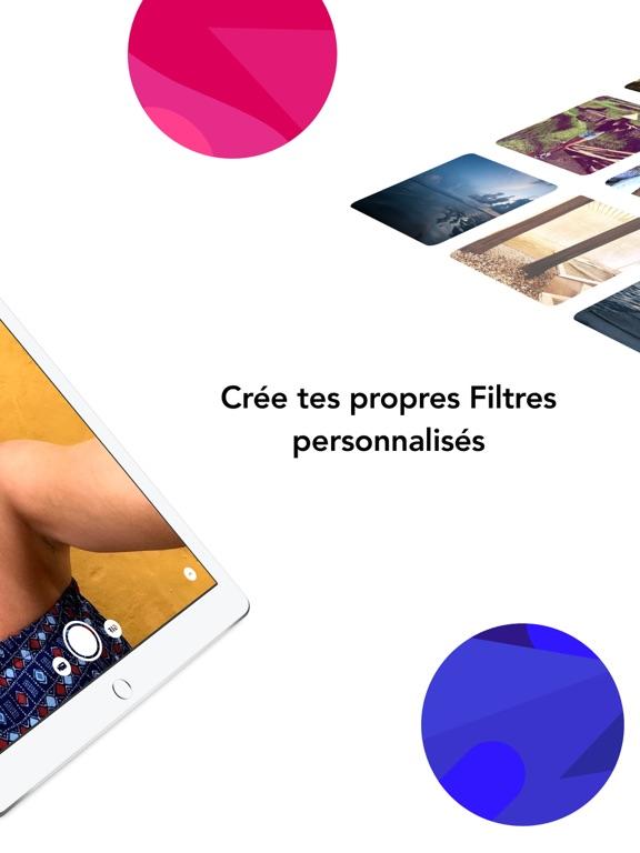 Screenshot #5 pour infltr - Infinité de Filtres