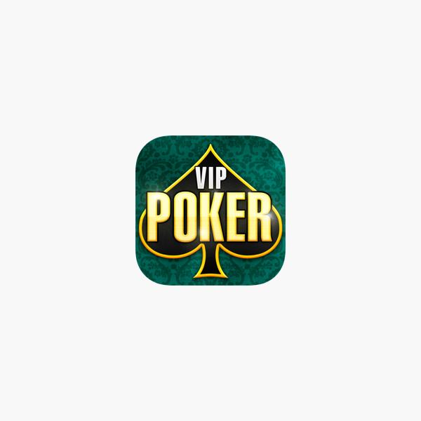Vip Poker Texas Holdem On The App Store