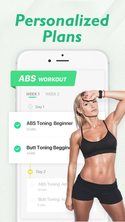 KeepFit – Abs & Butt Fitness screenshot-3