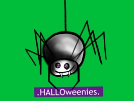 Halloweenies Animated Stickers