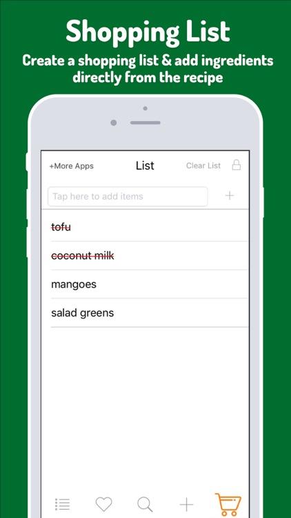 Popular Indian Recipes screenshot-4