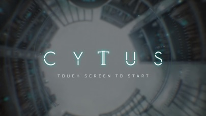 Cytus II screenshot 1