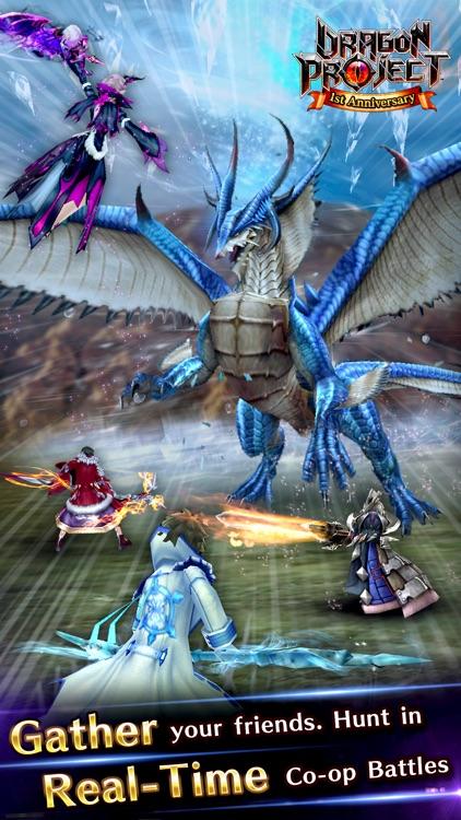 Dragon Project screenshot-4