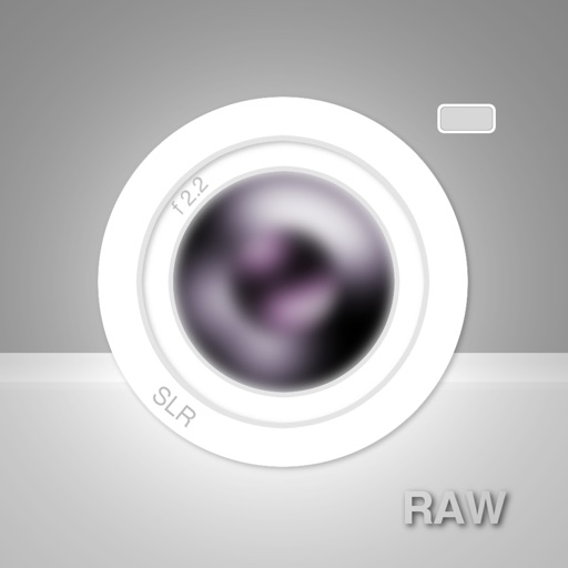 SLR RAW Camera Manual Controls iOS App