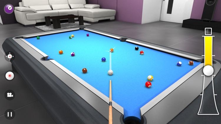 Pool Billiards 3D Plus screenshot-0