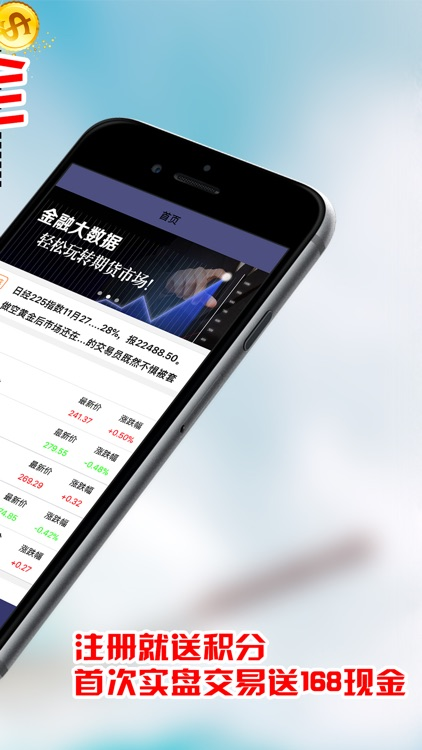 融创期货-全球期货贵金属投资理财平台
