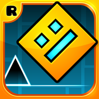 Geometry Dash - RobTop Games AB Cover Art
