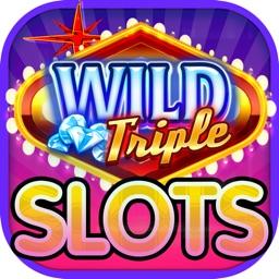 Wild Triple Vegas Slots