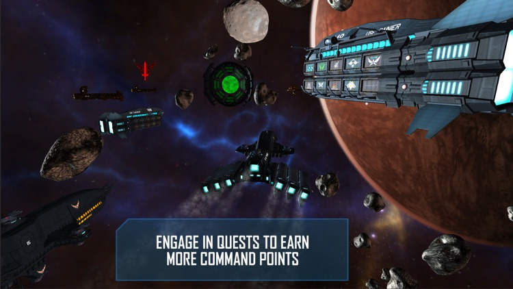 Starlight Tactics Unlimited screenshot-4