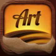 Sand Art - Simulator Based Drawing