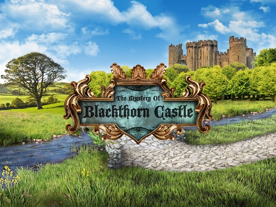Screenshot #1 for Mystery of Blackthorn Castle