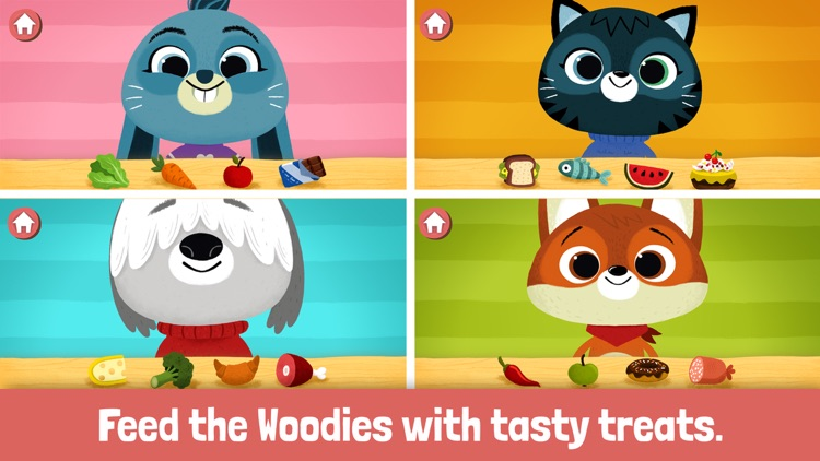 WoodieHoo Brushing Teeth screenshot-6