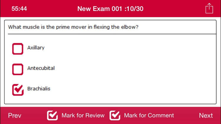 NCLEX Exam Online Lite screenshot-2