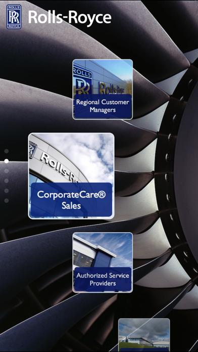 Rolls-Royce MyAeroengine screenshot one
