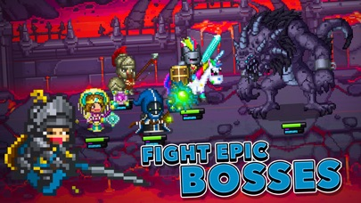 Bit Heroes By Kongregate IOS United States